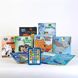 Me, reader, disney, toy, toys, book,books, childrens, story, disney, tablet, kids, winnie, dumbo,dog