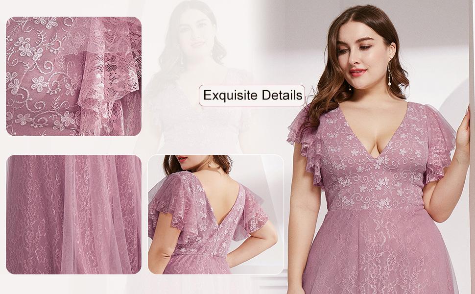 Plus Size Evening Dresses formal wedding gowns for women bridesmai dresses bridal dresses long