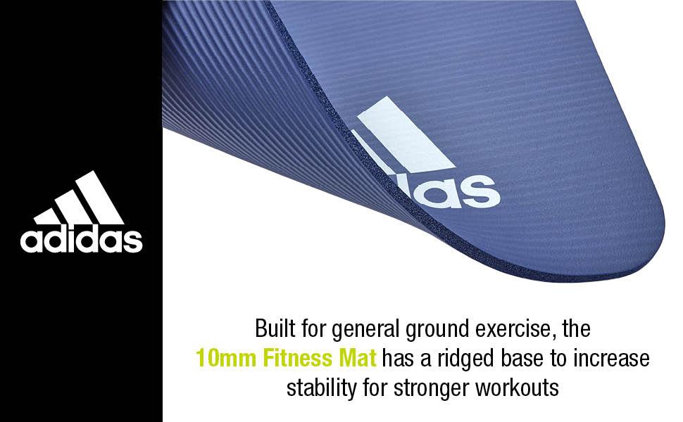 Adidas Yoga Mat 10mm