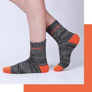 hiking ankle socks