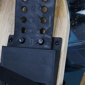 Adjustable Water Resistance Rower