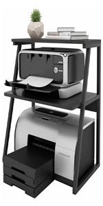3tier Desktop Printer Stand