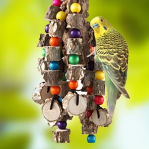 bird toys for parakeets