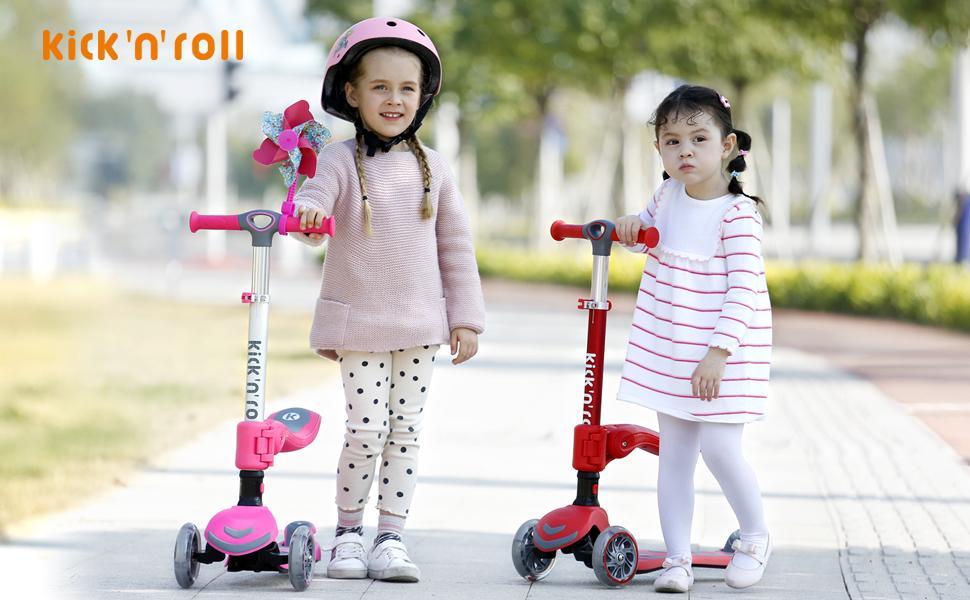 LED Wheels for Kids