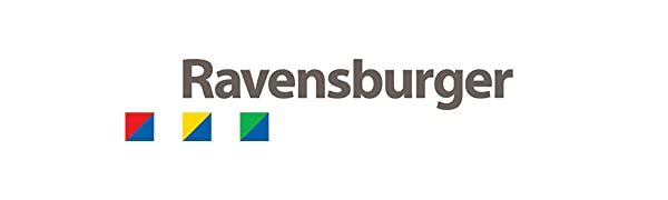 logo Ravensburger maman et ses petits