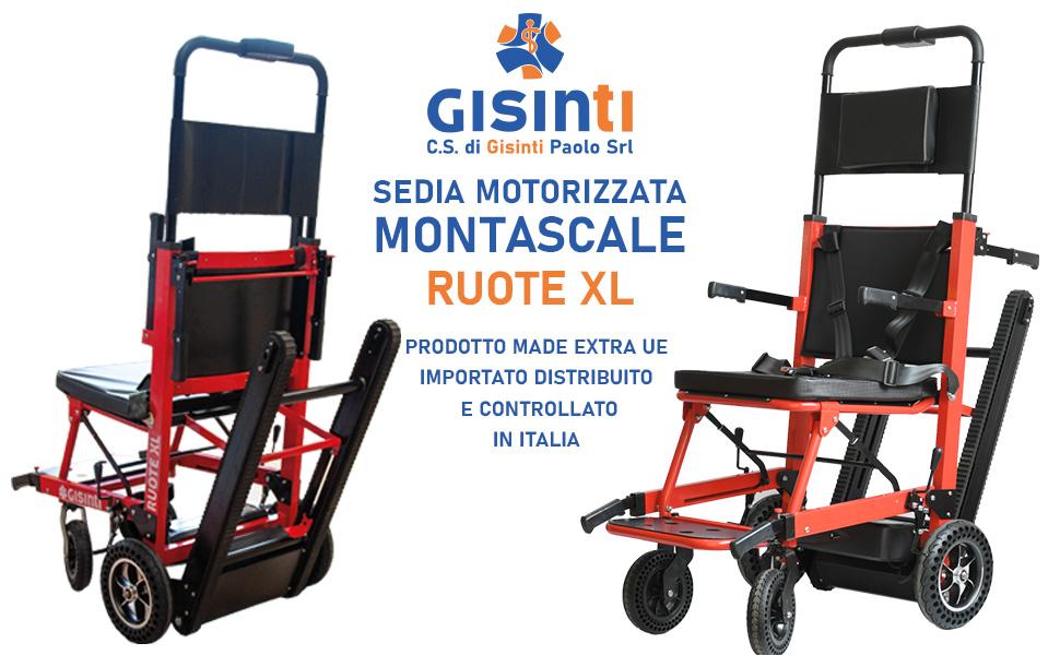 montascale per disabili elettrico