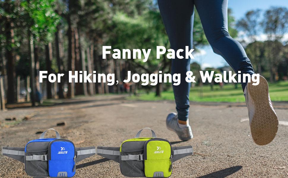 fanny pack for hiking,joggingamp;walking