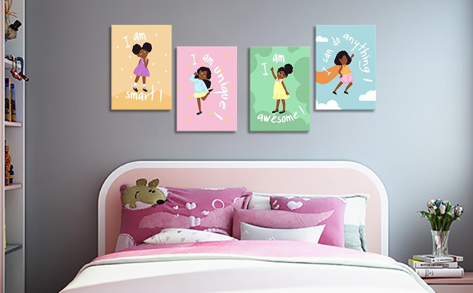 Kids Bedroom Wall Art Decor