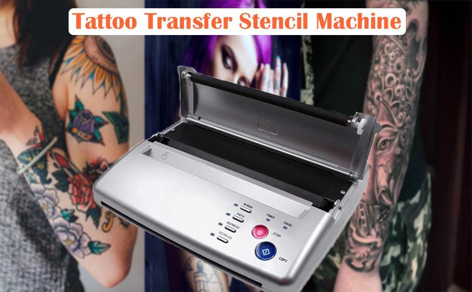 Tattoo Transfer Stencil Machine