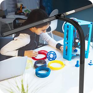 3D printer lamp