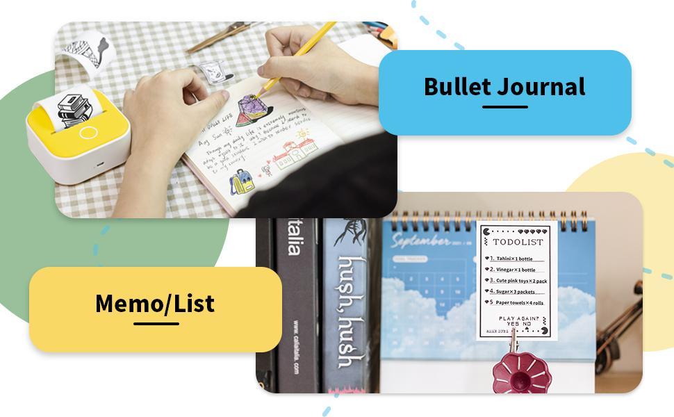 phomemo bluetooth Mini Pocket Sticker Printer