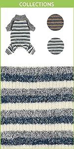 Winter Striped Sweater