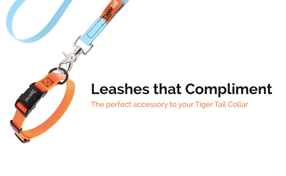 leashes that compliment