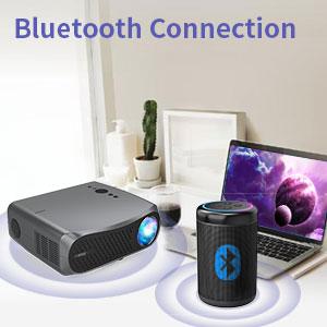 Wifi Bluetooth Projector