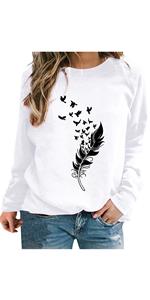 sweatshirts for women hoodie pullover white