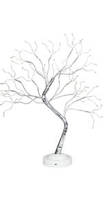 Fairy Light Spirit Tree Lamp
