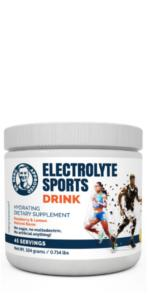 Eelctrolyte Sports Drink