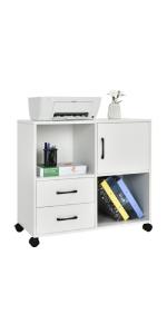 printer file cabinet