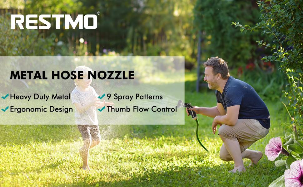 Heavy Duty Hose Nozzle