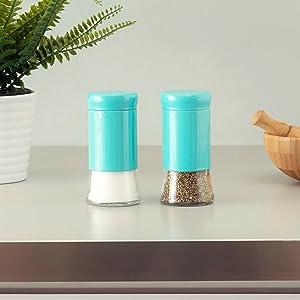wooden salt and pepper grinders, salt pepper grinder, antique salt and pepper shakers