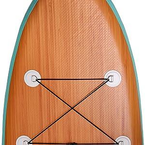 apollo inflatable paddle board life foot paddles roc aqua baord boarding peak shell tower body