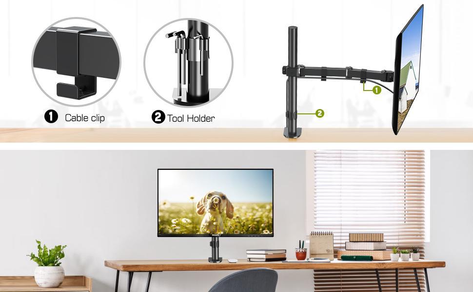 Monitor Arm Desk Mount