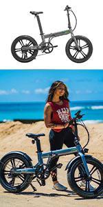 Beluga beach bike