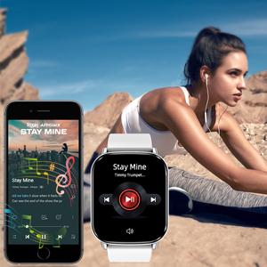 Watch Bluetooth Music