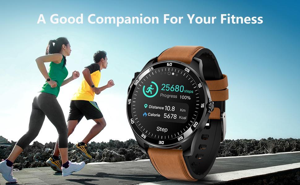 Rogbid GT Smart Watch Fitness Tracker sport watch