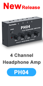 PH04 Headphone Amplifier