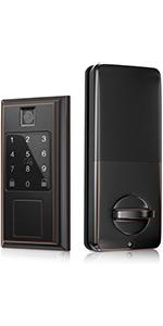 Security Smart Door Lock