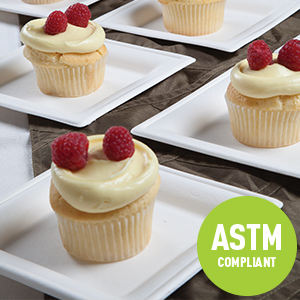 Eco-Products Bowls amp; Plates - ASTM Compliant