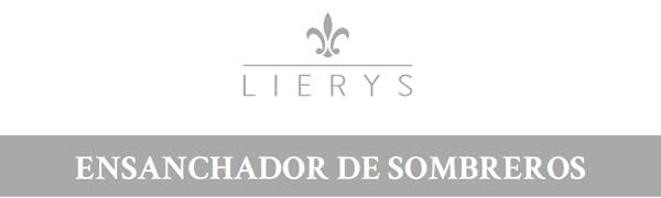 ENSANCHADOR DE SOMBREROS Lierys