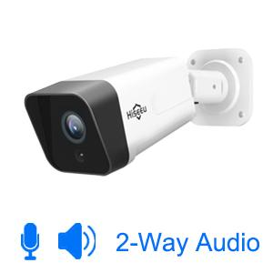 5MP PoE Camera with 2-Way Audio