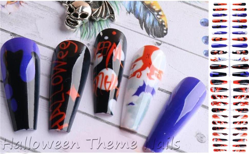 coffin nail tips