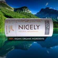 100% Vegan + Organic Ingredients