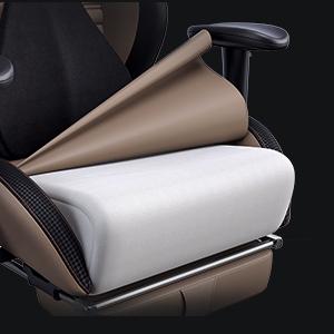 Brown Seat cushion
