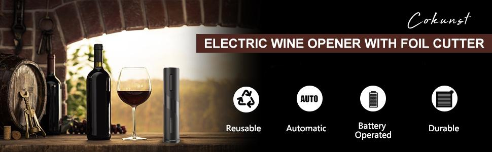 wine opener- new
