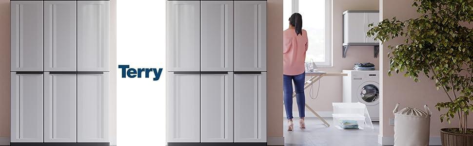 Terry Store Age armoire plastique modulaire