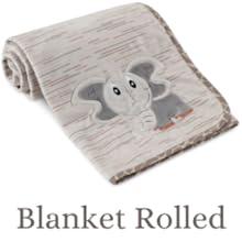 blanket rolled