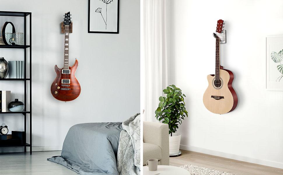 guitar wall hanger wall art