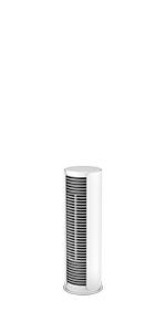Ventilateur de table Peter little blanc