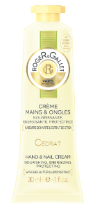 Roger Gallet hand and nail cream; hand cream