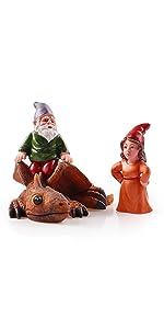 Dragon Knight Gnomes