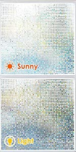 Weather Colored Reflective Tint Film