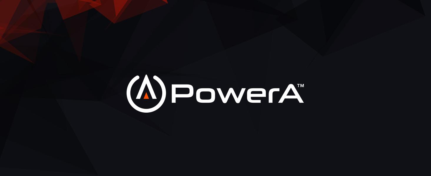The PowerA Brand logo