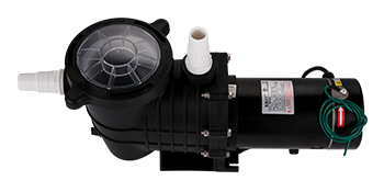 pump for underground swimming pool