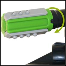 adjustable nozzles