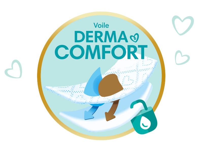 Derma comfort icon