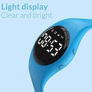 LED clear display